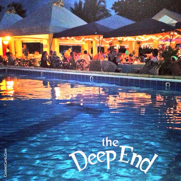 Gallery of New Deep End Bar and Grill, St. Croix USVI